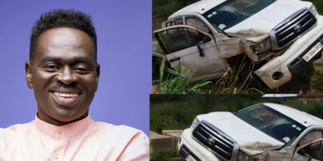 Yaw Sarpong opens up on the fatal accident He Just Escaped 1