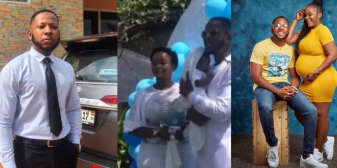 YOLO Star Aaron Adatsi Speaks For The 1st Time After Naming His Son 1