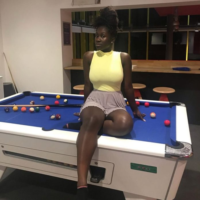 Meet Janessa Amakye, the beautiful daughter of Amakye Dede who is also a musician 2