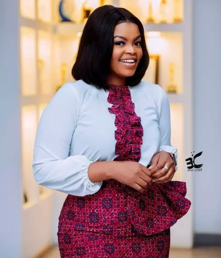 Check out these 10 stunning Photos Of TV3's Ayisha Yakubu Showing Her Curves 6