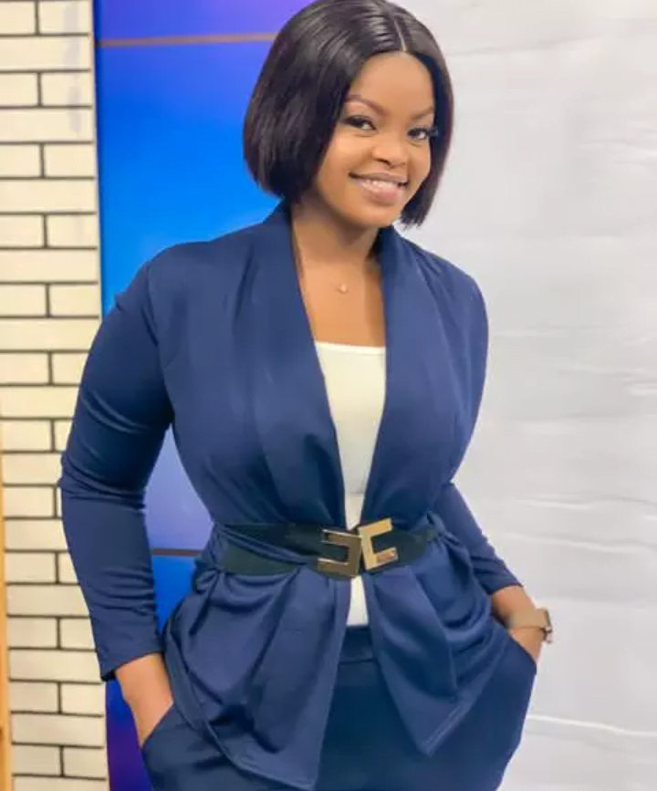Check out these 10 stunning Photos Of TV3's Ayisha Yakubu Showing Her Curves 5
