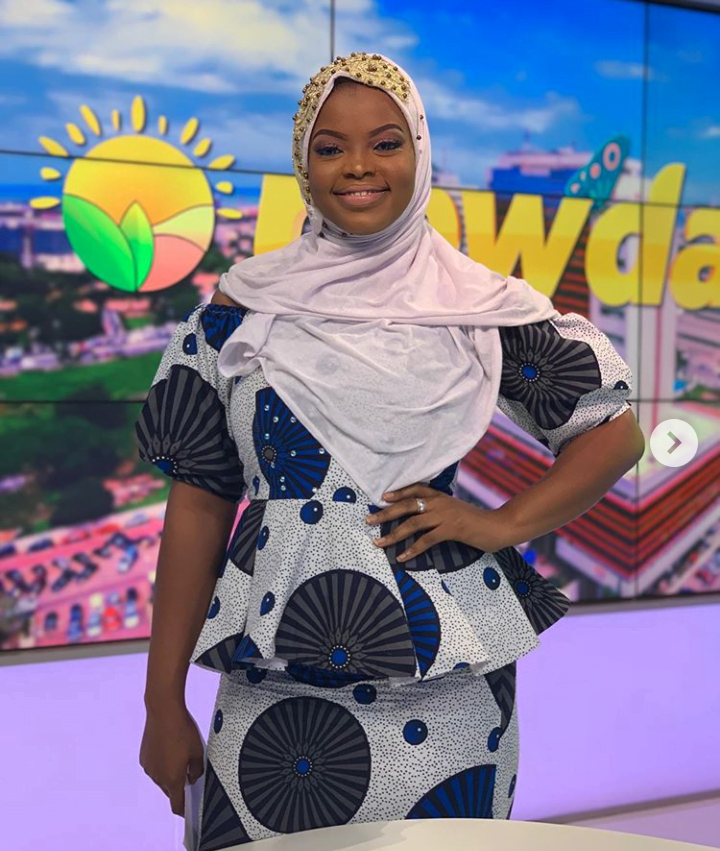 Check out these 10 stunning Photos Of TV3's Ayisha Yakubu Showing Her Curves 4