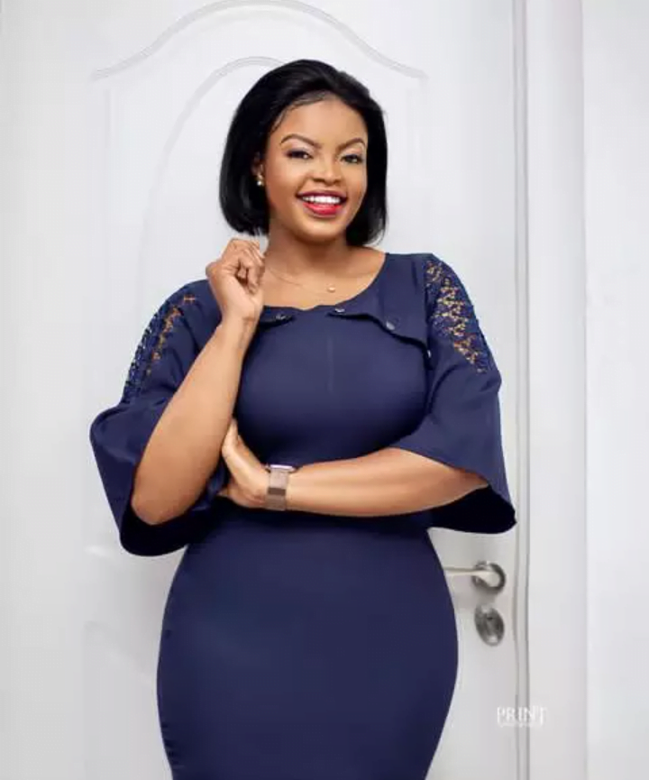 Check out these 10 stunning Photos Of TV3's Ayisha Yakubu Showing Her Curves 3