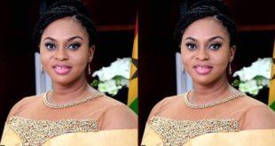 Good news! Adwoa Sarfo reveals she is heavily pregnant 10