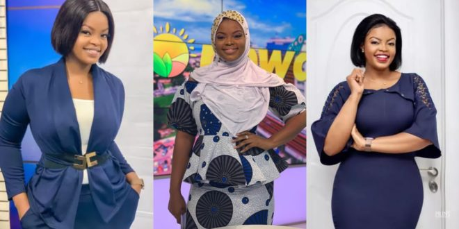 Check out these 10 stunning Photos Of TV3's Ayisha Yakubu Showing Her Curves 1