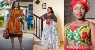 """""""I don't know your god"""" – Mzbel snub Diana Hamilton after praying for her 18"""