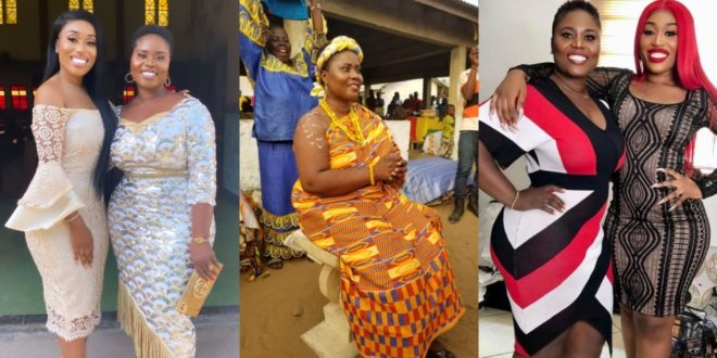 Fantana's Rich Mum, Madam Dorcas Toffey Causes Stir On Social Media. 1