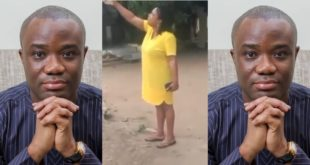 Woman Who Caught Kwakye Ofosu In the sex scandal, Invoke Curses On Him For Denying – Video 23