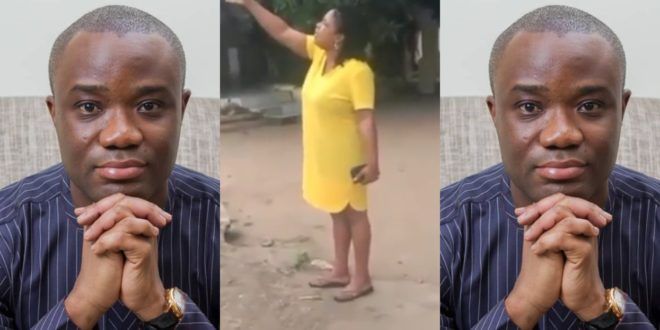 Woman Who Caught Kwakye Ofosu In the sex scandal, Invoke Curses On Him For Denying – Video 1