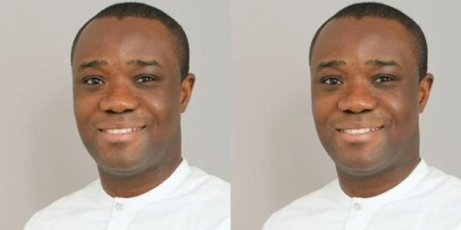 NDC's Kwakye Ofosu in hot waters; caught in a sex scandal with an engaged woman 1