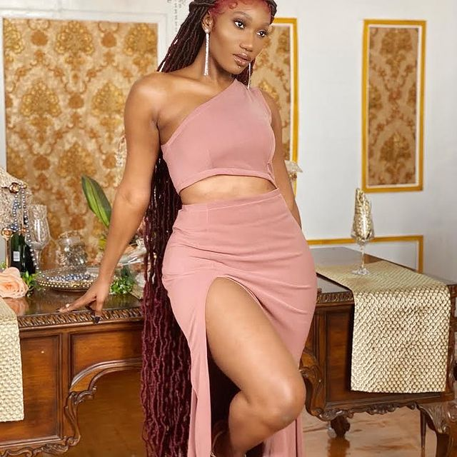 Wendy Shay finally reveals why she uses her house keys as earrings