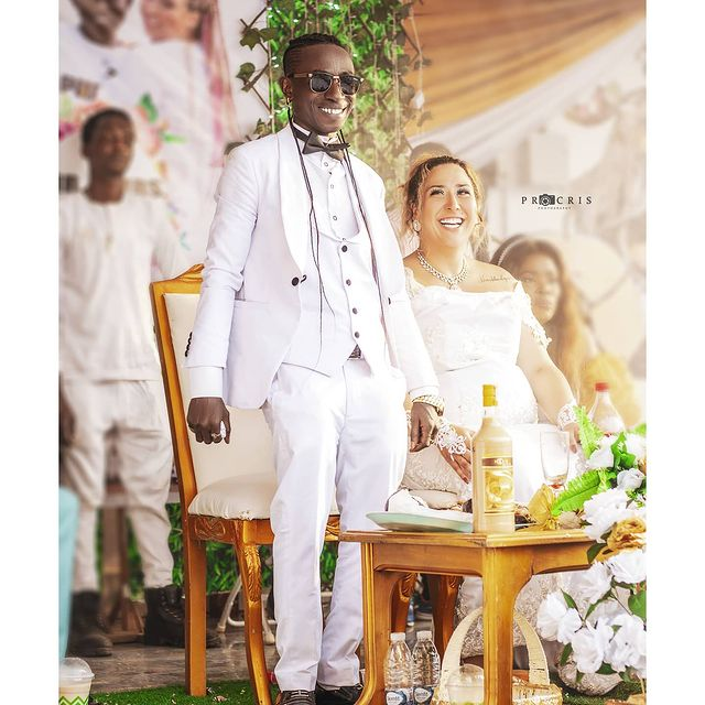 Patapaa's wife discloses why she still loves him despite people saying he is ugly