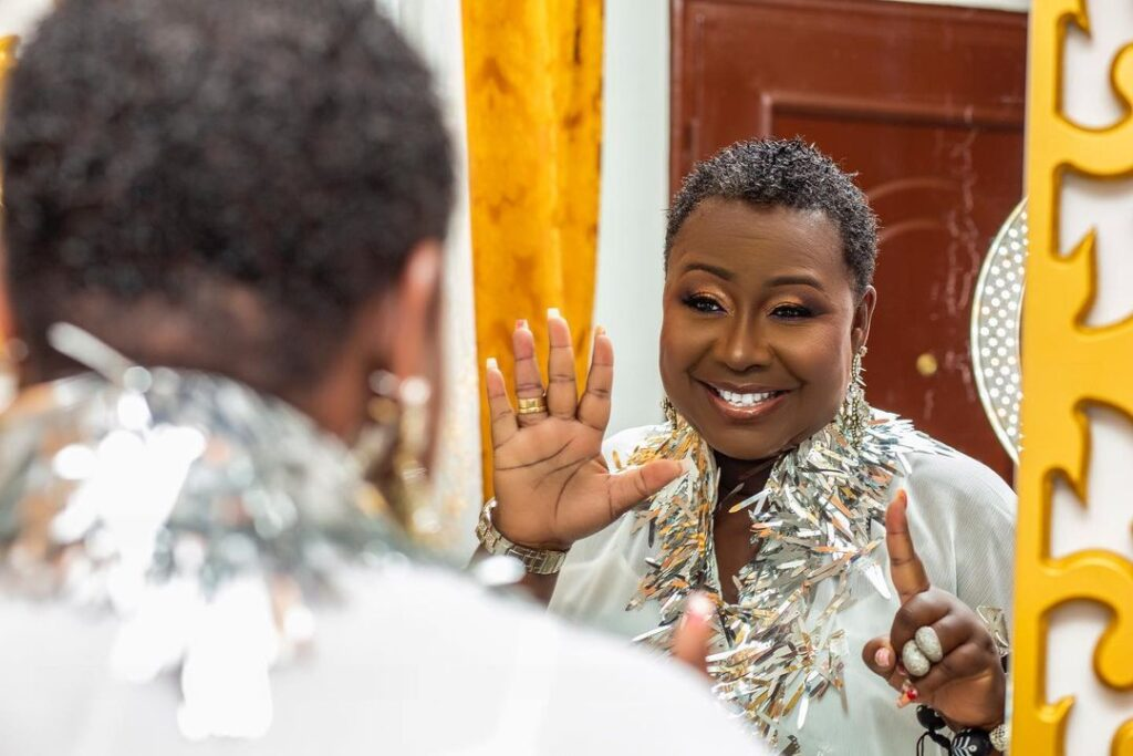 Gifty Anti releases stunning pictures to celebrate her 51st birthday. (photos) 2