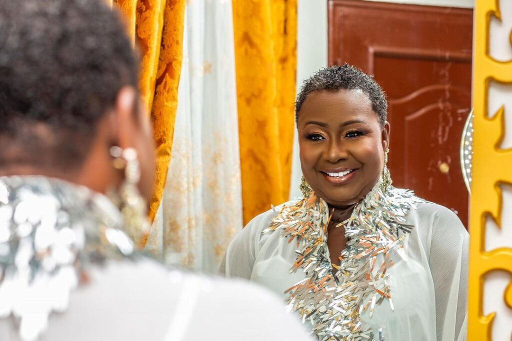 Gifty Anti releases stunning pictures to celebrate her 51st birthday. (photos) 4