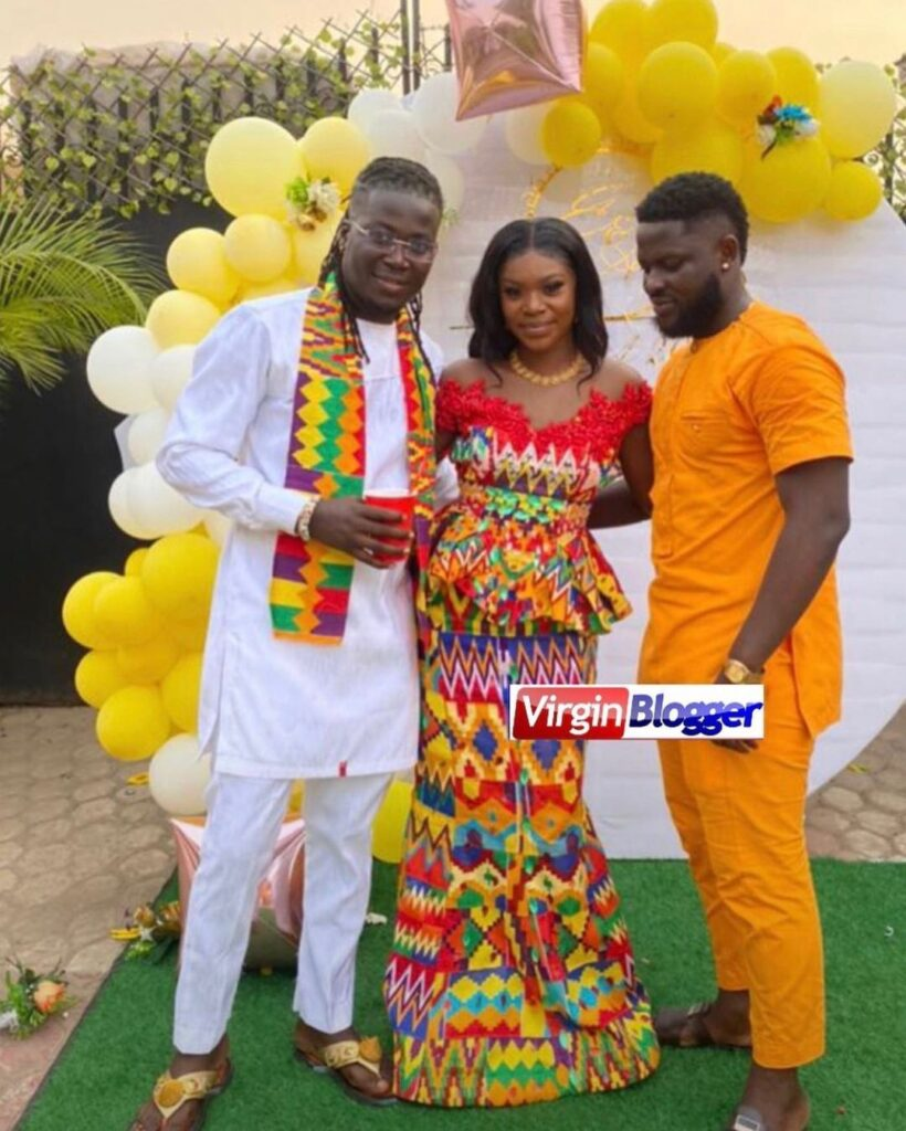 the first video of wisa Gierd wedding surfaces online. (video) 2