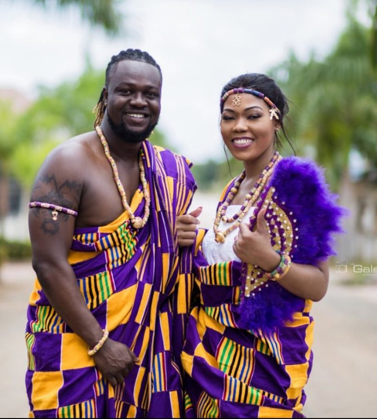 Sad News: Actor Eddie Nartey's beautiful wife dead