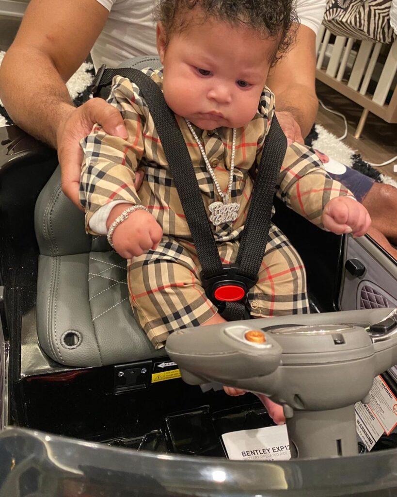 Check out more photos of the adorable baby of Nicki Minaj 4