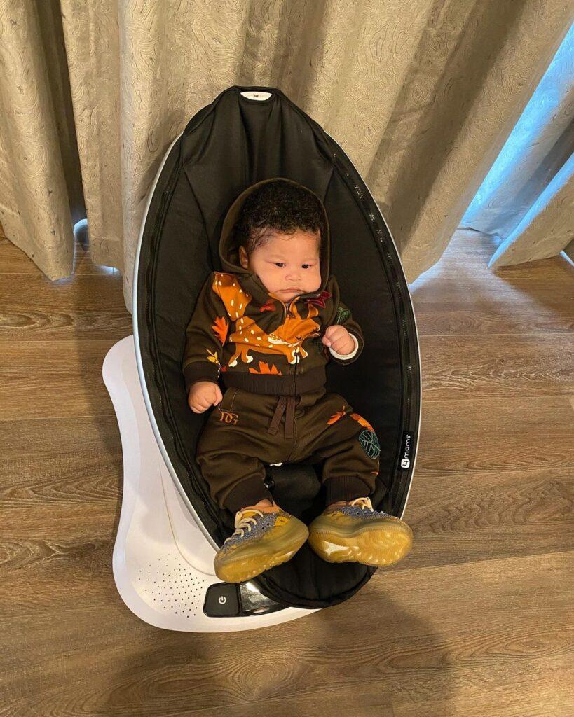 Check out more photos of the adorable baby of Nicki Minaj 3