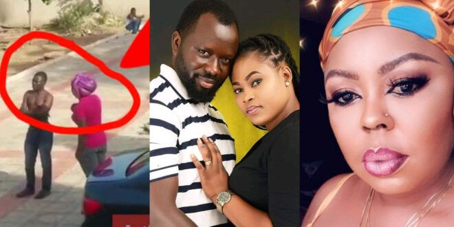 'Joyce Blessing's Husband came to my house at 10 pm crying after she left him'- Afia Schwarzenegger 1
