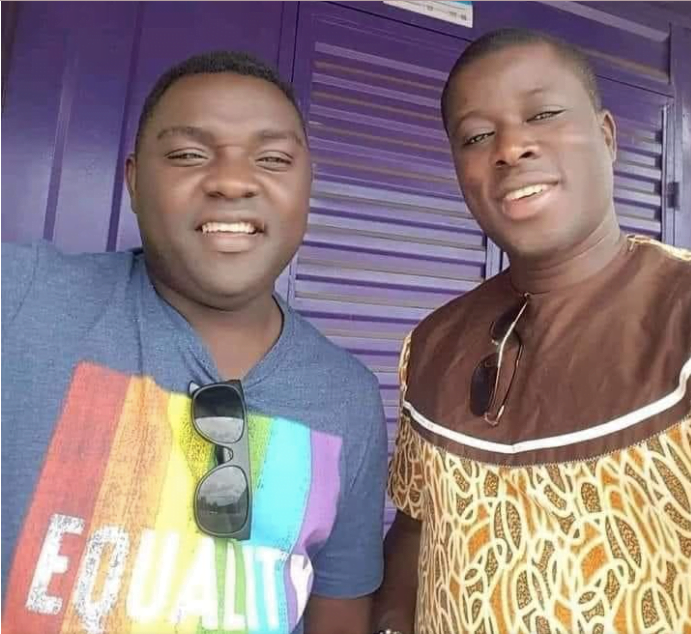 Kevin Taylor spotted In Ghana despite a wontumi's threats and a pending arrest warrant 2