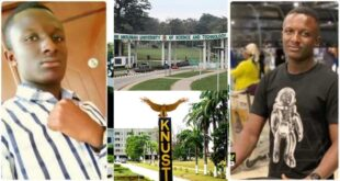 KNUST student wanted by police after running away with GHS100,000 hostel fees 9
