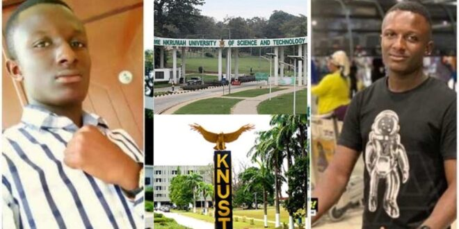 KNUST student wanted by police after running away with GHS100,000 hostel fees 1