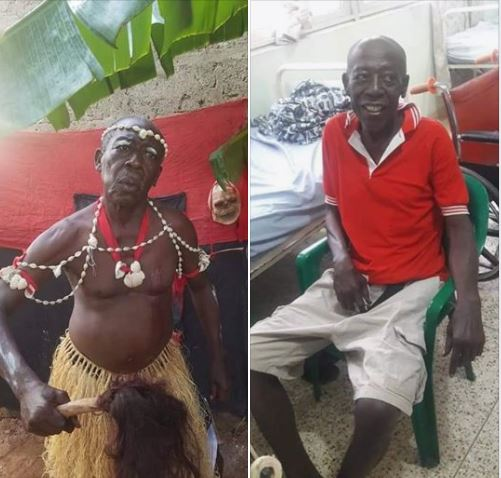 Popular Kumawood actors who have died in the past few years. (photos) 3
