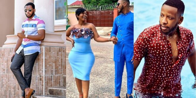 Here is how Cyril's baby mama surprised him on his birthday - Video 1