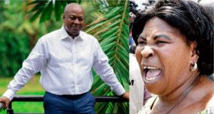 'Mahama can never be president again because I have cursed him'- Akua Donkor 15