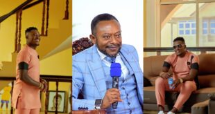 Owusu Bempah replies Asamoah Gyan for saying People should not give their money to pastors. 2