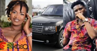 19-Year-Old 'Boyfriend' of Ayisha Modi Gifts her a Brand new Range Rover - (Photos) 3