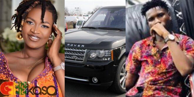 19-Year-Old 'Boyfriend' of Ayisha Modi Gifts her a Brand new Range Rover - (Photos) 1