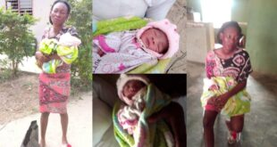 22-year-old mother sélls her day old baby to a pastor for jus GHC150 - Photos 3