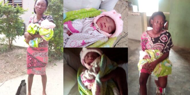22-year-old mother sélls her day old baby to a pastor for jus GHC150 - Photos 1