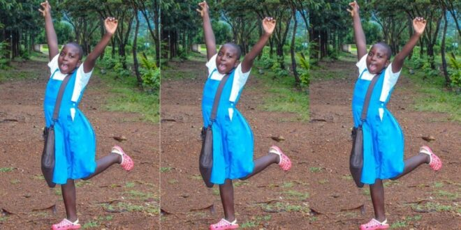 9-year-old Bridget Bema featured on BBC - Video 1