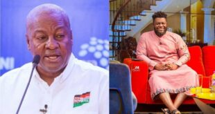 'John Mahama and his brother helped me when I was arrested by BNI'- Bulldog 10