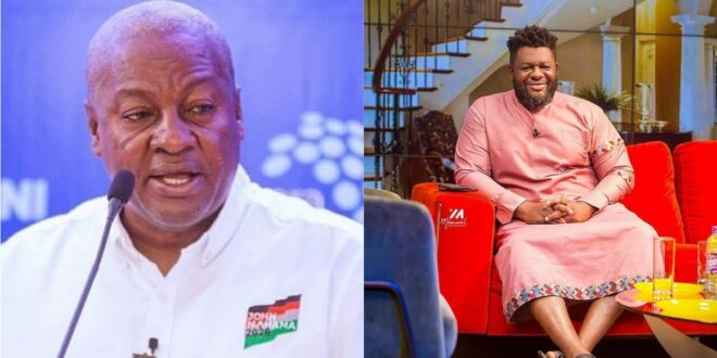 'John Mahama and his brother helped me when I was arrested by BNI'- Bulldog 1