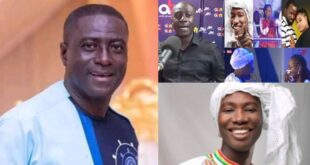 Captain Smart blasts Cecilia Marfo for publicly disgracing Joyce blessing 12