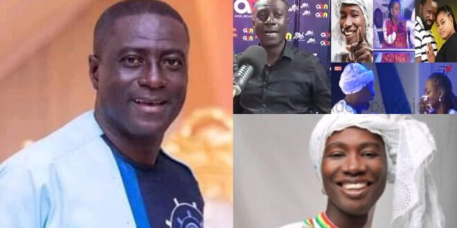 Captain Smart blasts Cecilia Marfo for publicly disgracing Joyce blessing 1