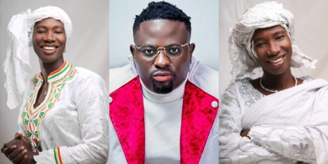 """""""Cecilia Marfo slept with two of her Junior pastors and was treated for mental Illness""""- Brother Sammy (video) 1"""