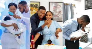 'i Love you so much'- Eyram confesses love to Cyril on his birthday. 39