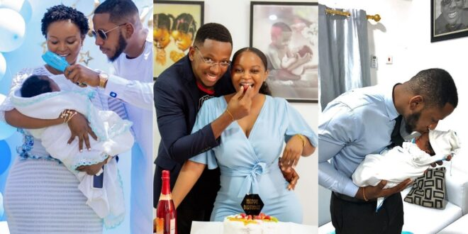'i Love you so much'- Eyram confesses love to Cyril on his birthday. 1