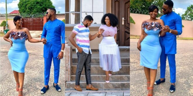Yolo star, Cyril and Baby Mama stuns the internet with beautiful photos 1