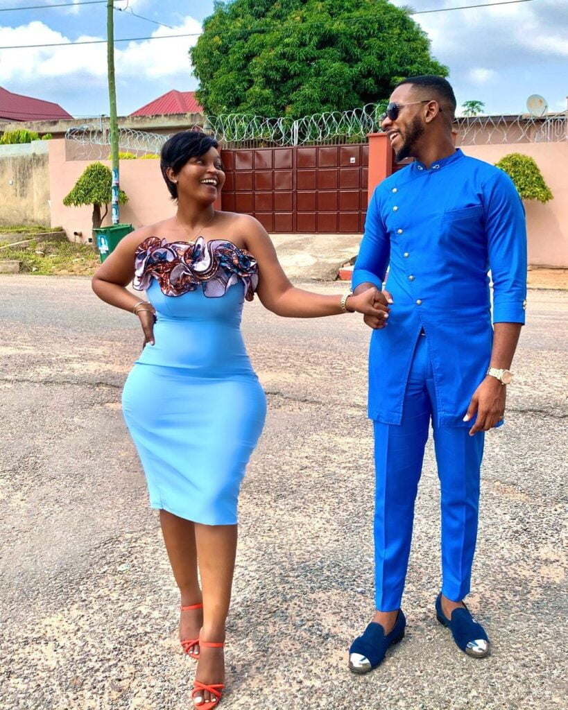 Yolo star, Cyril and Baby Mama stuns the internet with beautiful photos 4