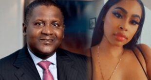 Side-Chick of Dangote drops more secrets once again 15