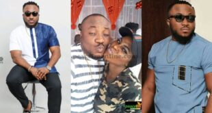 """I use to have s3x with my girlfriend in a room with her friends around""- DKB 3"