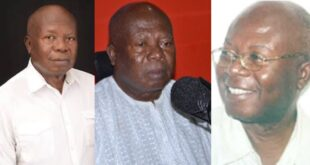 Popular NPP member Dr. Amoako Tuffour dead 14