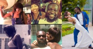 Eddie Nartey shares last video with his beautiful wife - Fans tears up 14