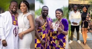 So Sad! Celebrities react to the death of Eddie Nartey's wife - screenshots 21
