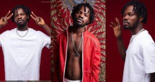 I'll not give you money if you post other people's songs than my - Fameye warns friends - Video 21